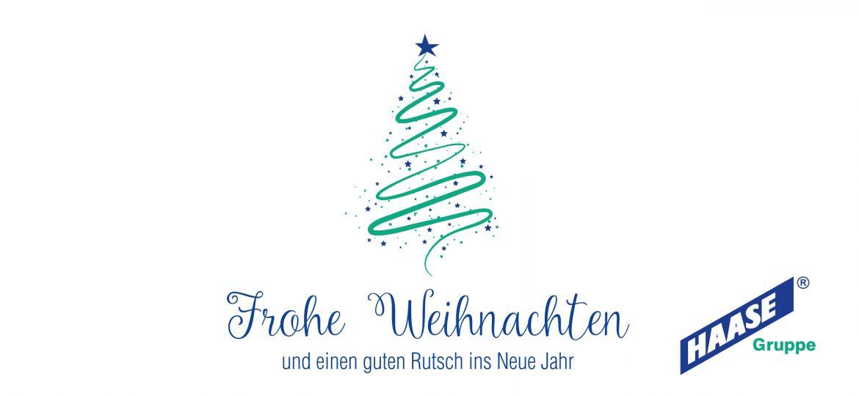 Haase-Weihnachtsgrueße